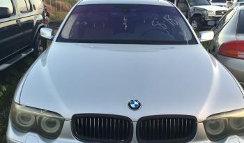 2005 745i BMW